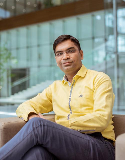 Dr. Sunder Mahadevan